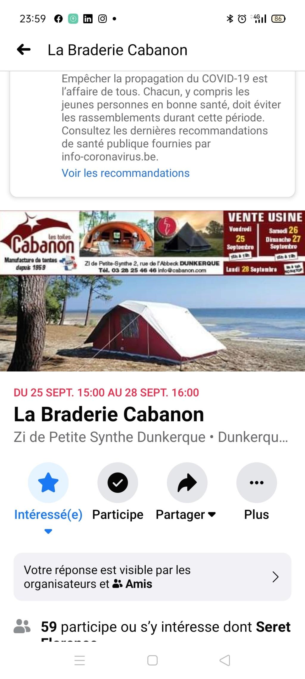 cabanon - Braderie Cabanon 2020... Photos et prix!!! Screen10