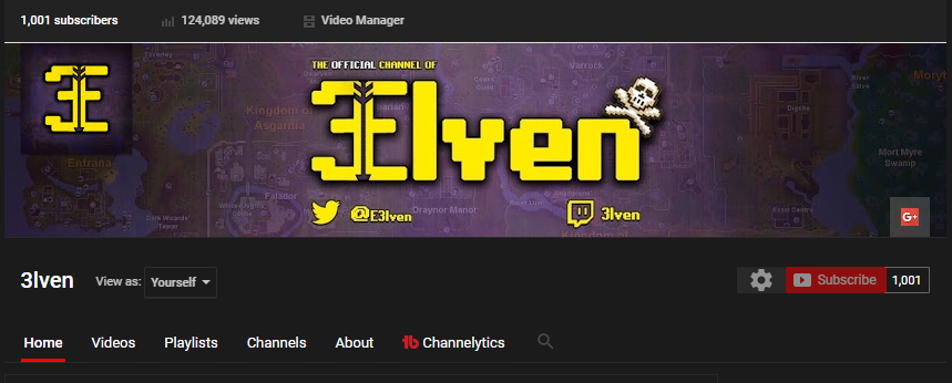 1000 Subscribers Subs10