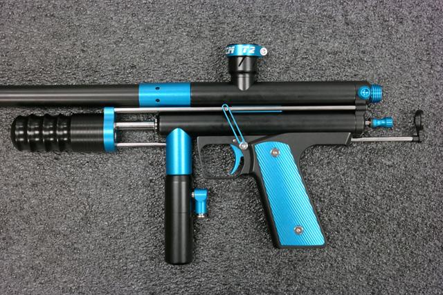 CCM T2F Noir Bleu Dust T2f_bl10