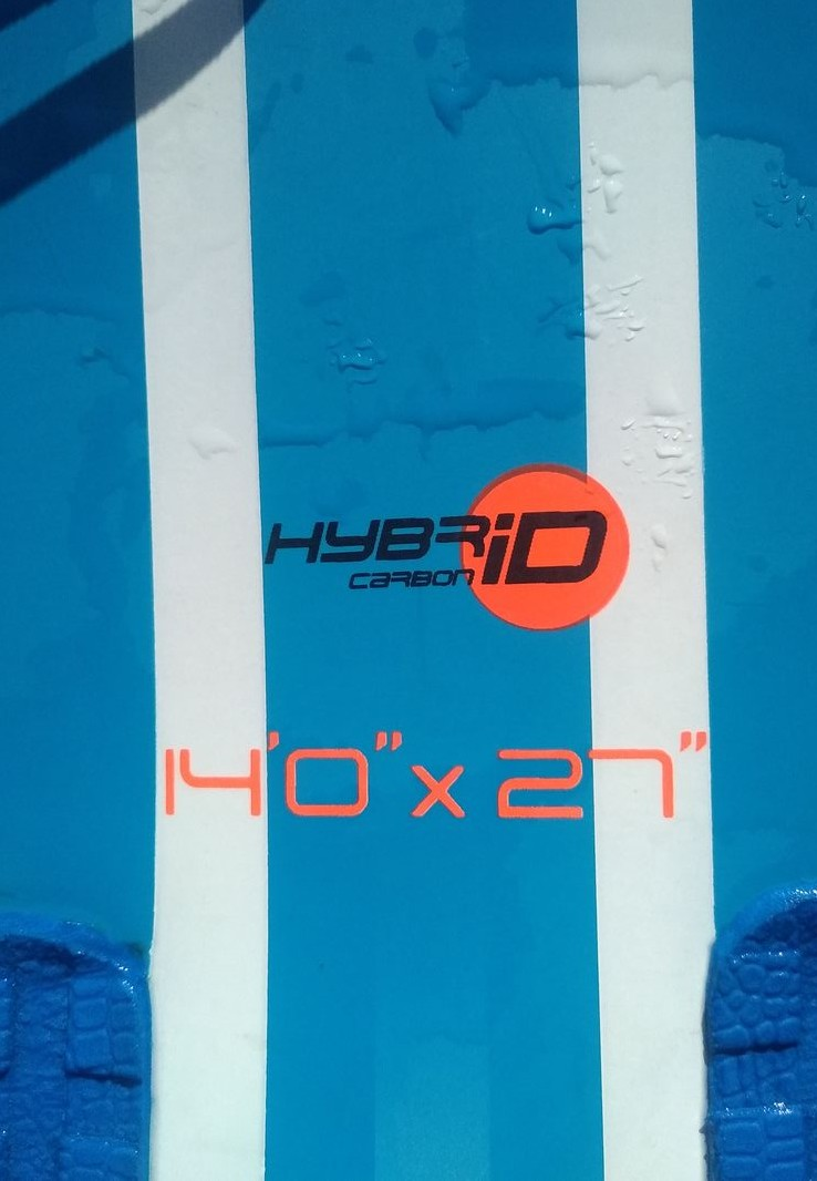 "Paddle Starboard Allstar 14' X 27"" 310"