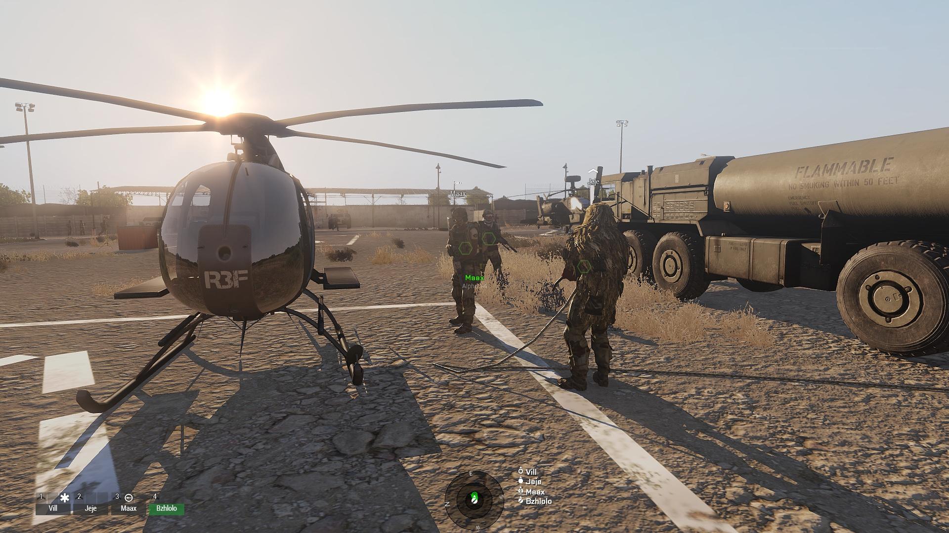 Missions ==Serveur Privé== Arma3_10