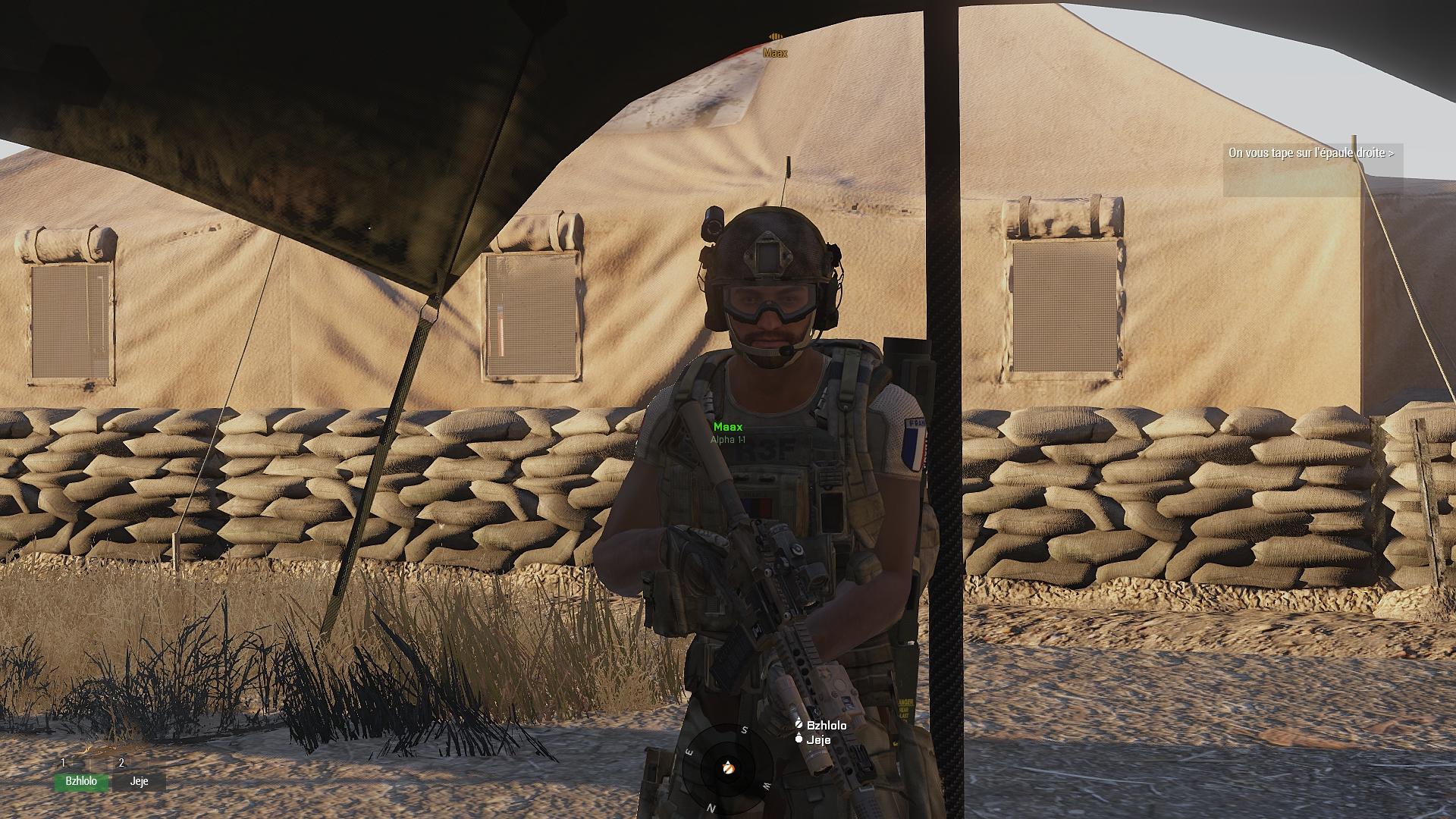 Missions ==Serveur Privé== Arma3_12