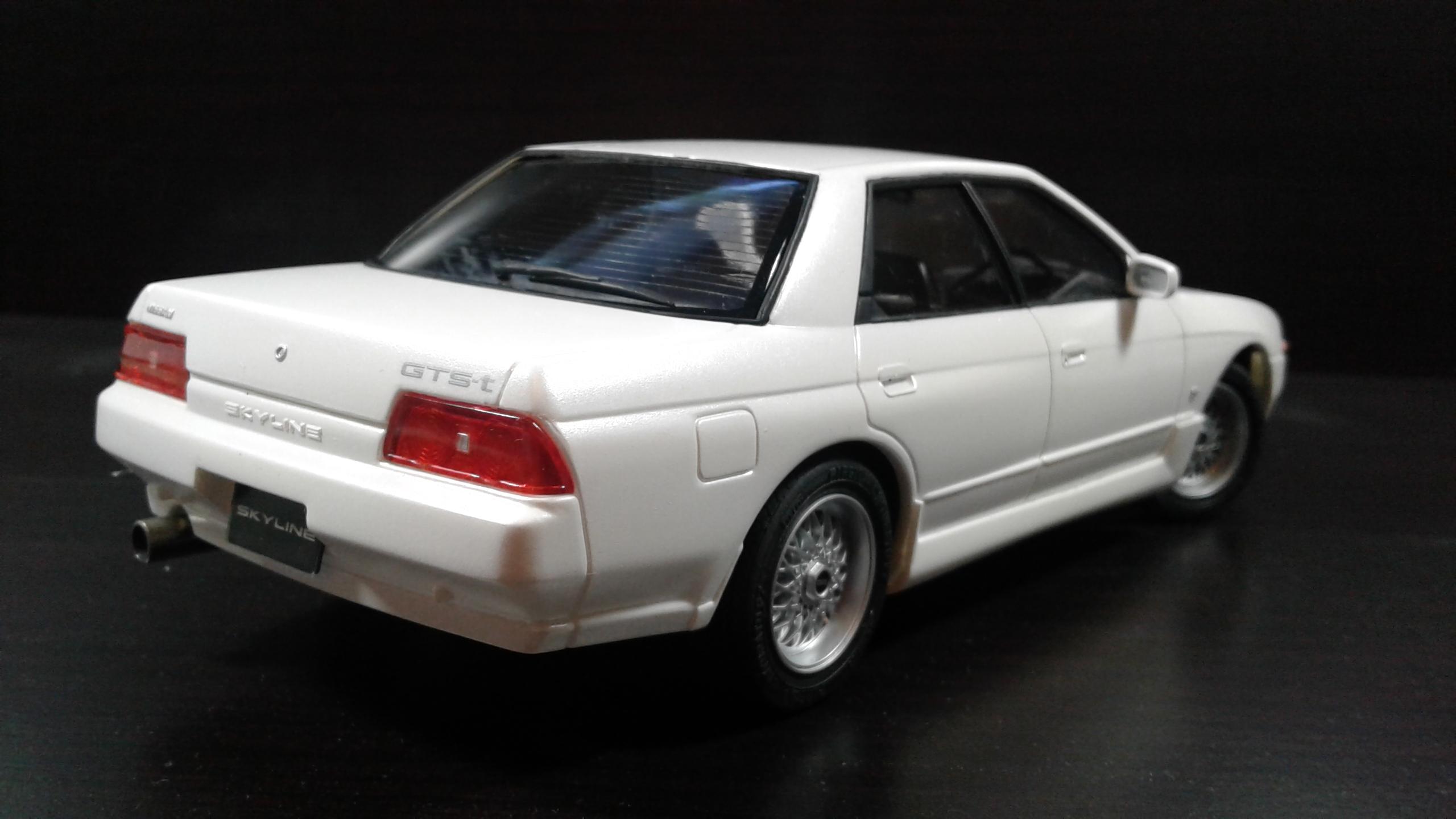 Nissan Skyline GTS-Type M HCR32 1989 20180612