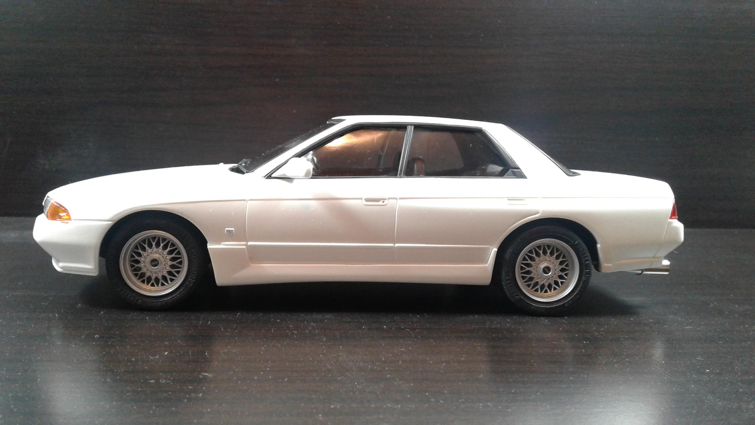 Nissan Skyline GTS-Type M HCR32 1989 20180613
