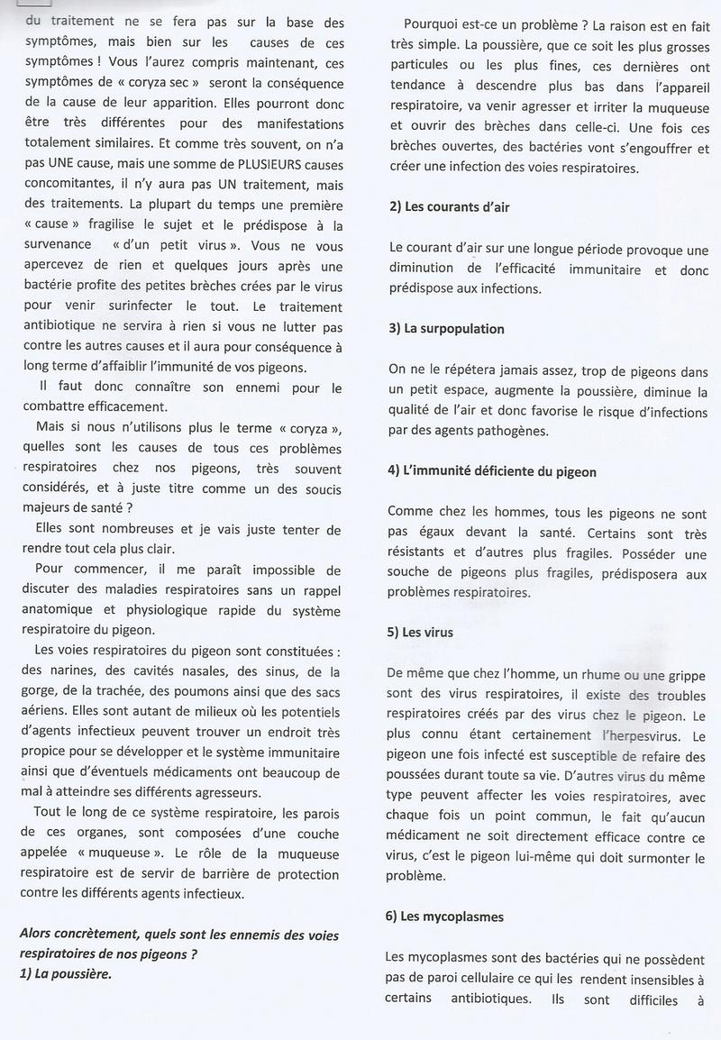 LE CORYZA 1611