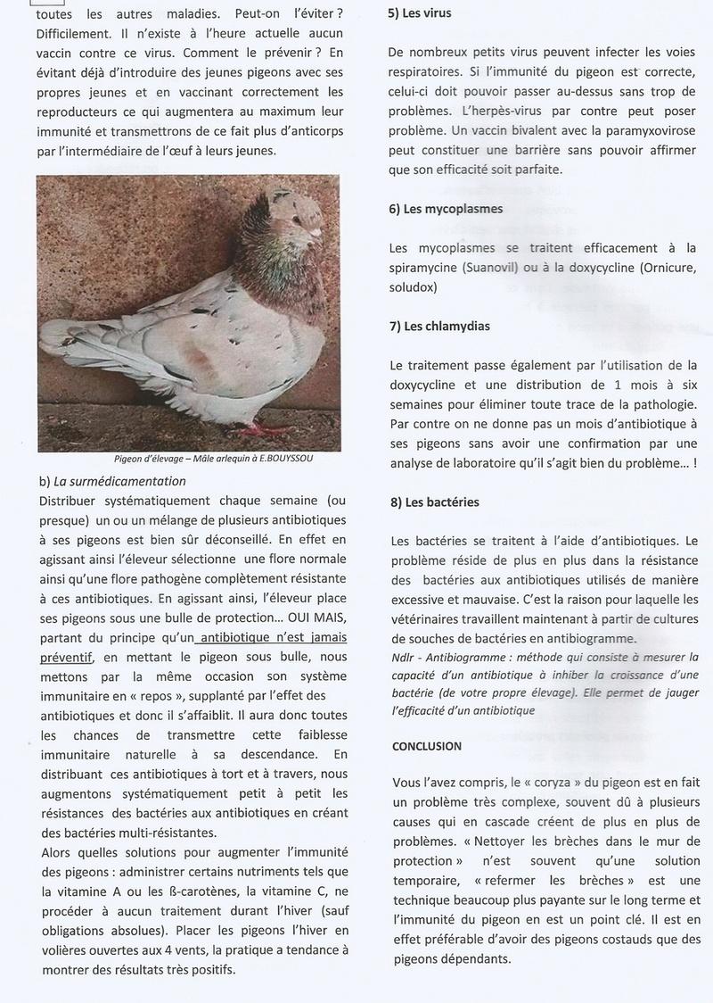 LE CORYZA 1810