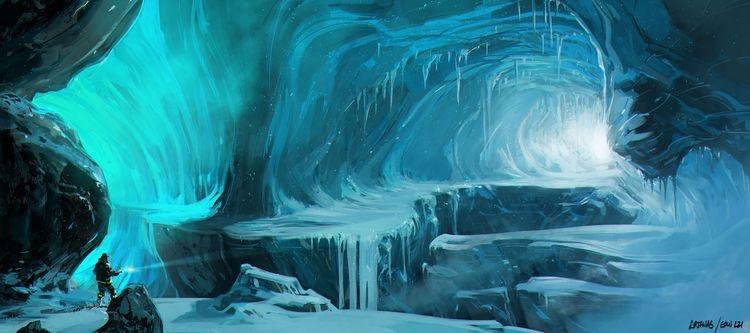 ARC SECONDAIRE - Drôles d'appels... Grotte10