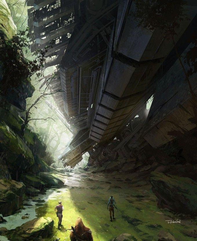 ARC SECONDAIRE - Drôles d'appels... Grotte11