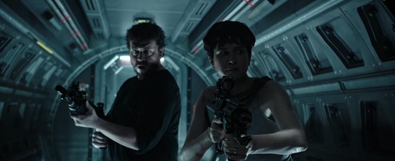 CR  The Hunt Begins  scenario  Colony 426  Alien-10
