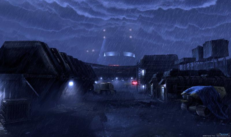 CR  The Hunt Begins  scenario  Colony 426  Aliens10