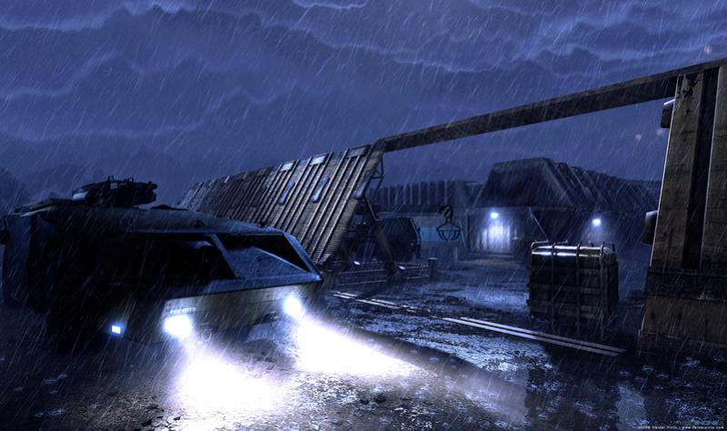 CR  The Hunt Begins  scenario  Colony 426  Aliens12
