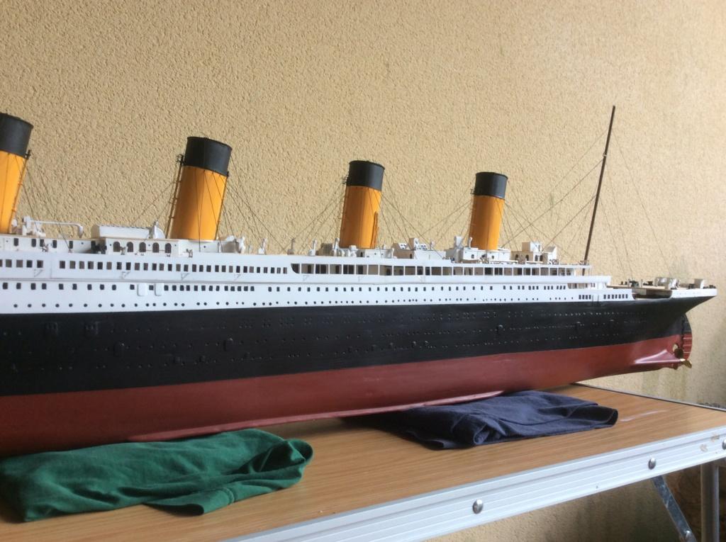 Titanic 1/200  - Page 2 Img_1413