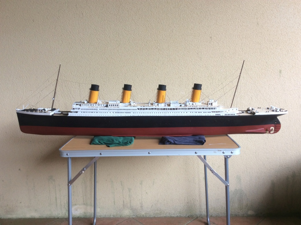 Titanic 1/200  - Page 2 Img_1416