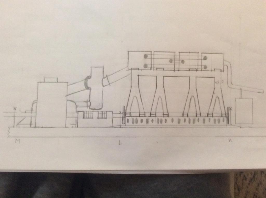 Projet salle des machines du Titanic au 1/200 FINI  Img_1434