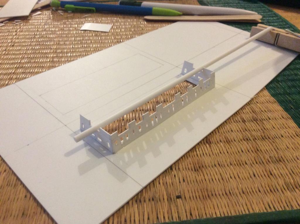 Projet salle des machines du Titanic au 1/200 FINI  Img_1437
