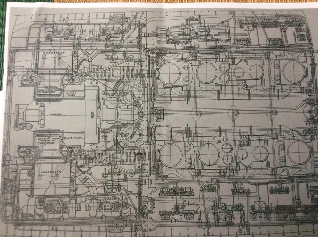 Projet salle des machines du Titanic au 1/200 FINI  Img_1512