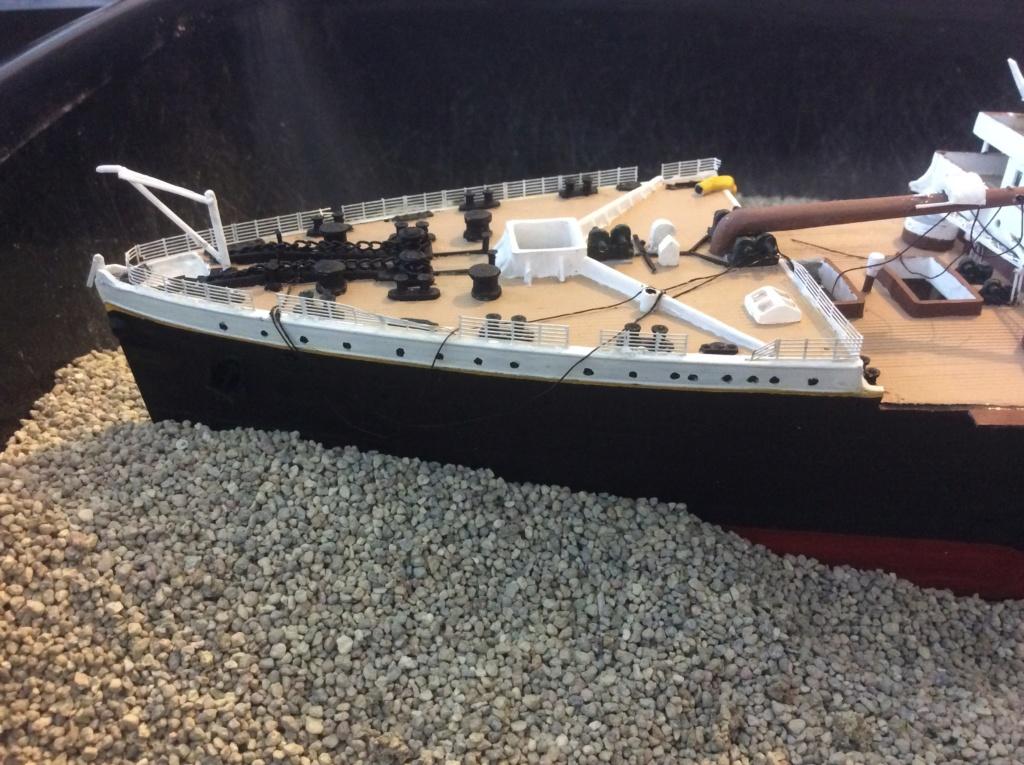 Épave Titanic 1/350  Img_1623