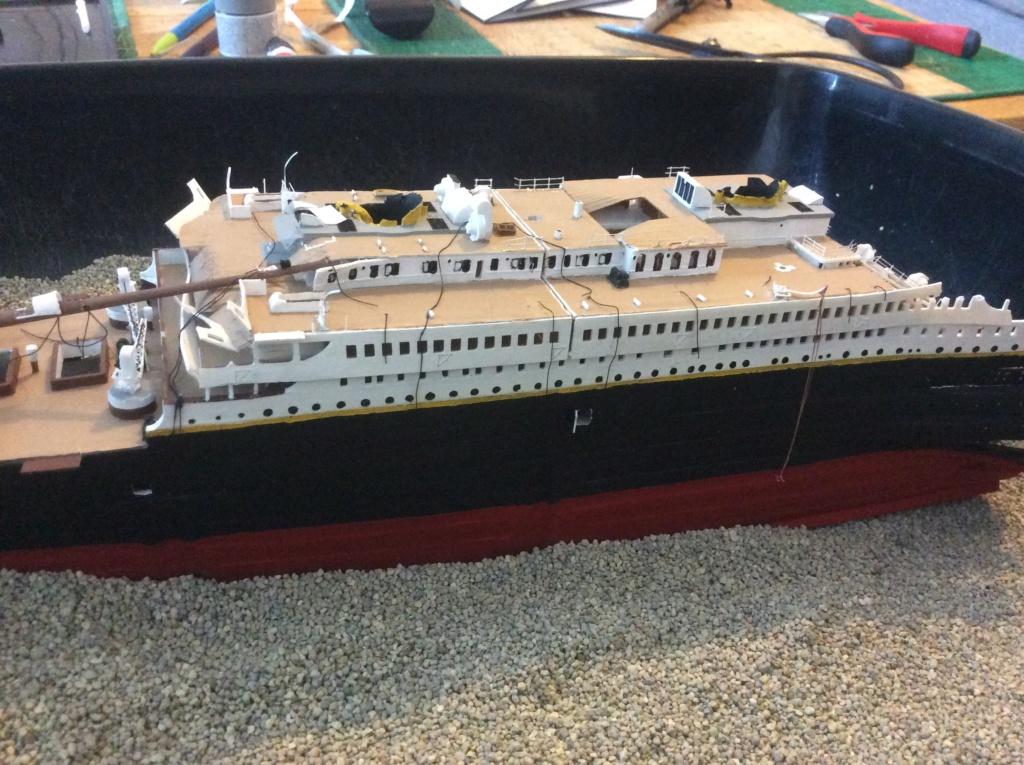 Épave Titanic 1/350  Img_1625