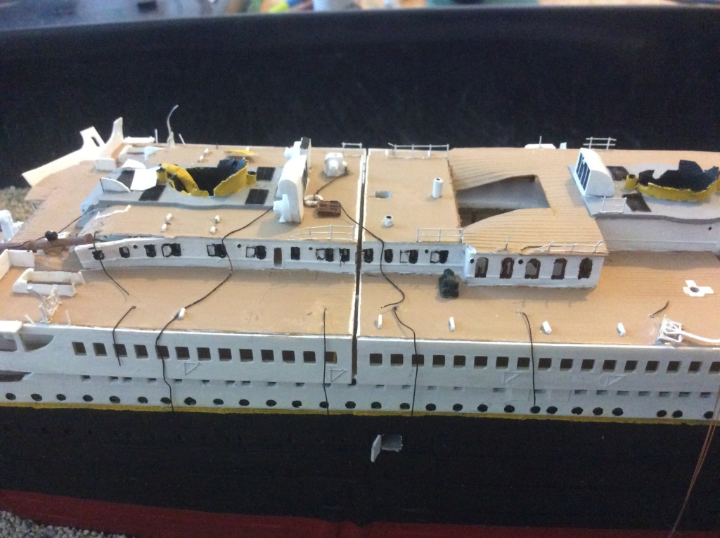 Épave Titanic 1/350  Img_1626