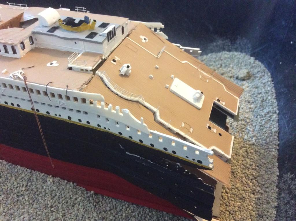 Épave Titanic 1/350  Img_1627
