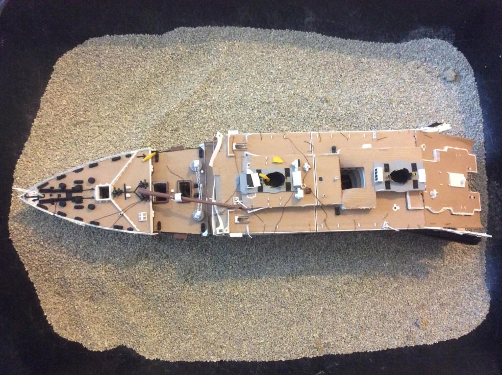 Épave Titanic 1/350  Img_1628
