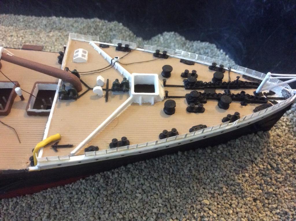 Épave Titanic 1/350  Img_1630