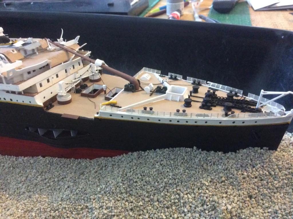Épave Titanic 1/350  Img_1631