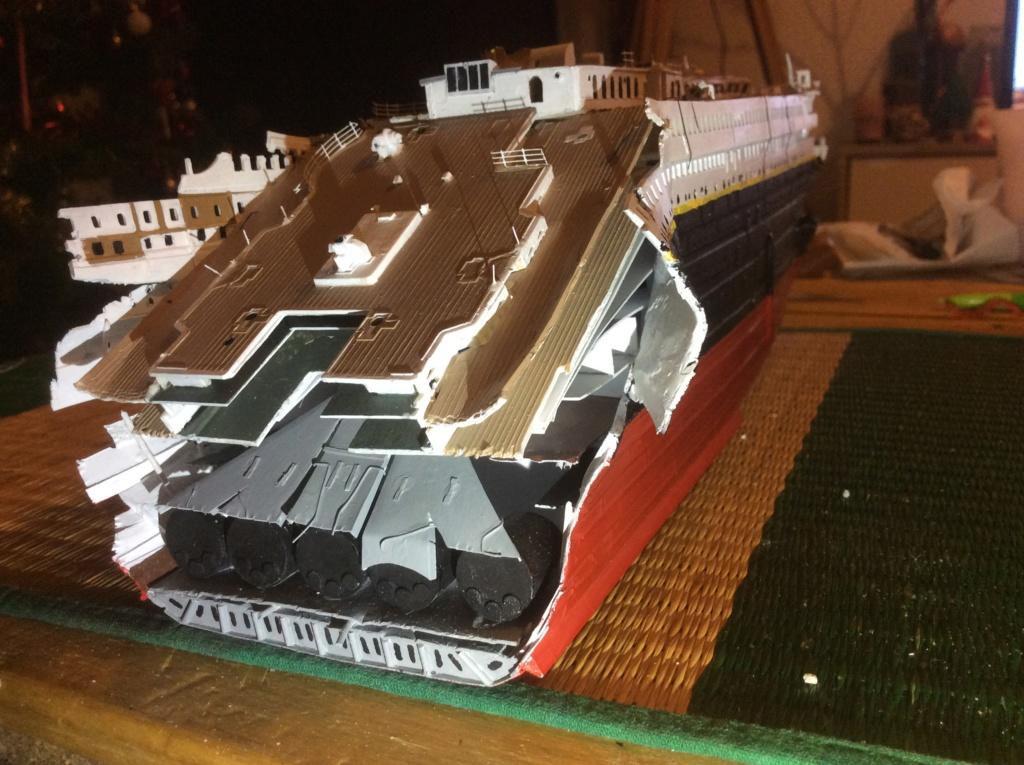 Épave Titanic 1/350  Img_1634