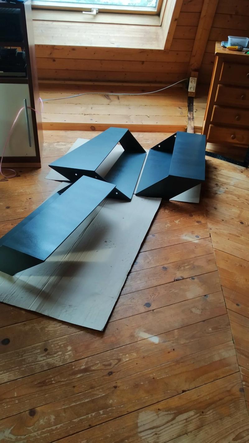 Métal et bois : escalier et meuble ! Img_2012