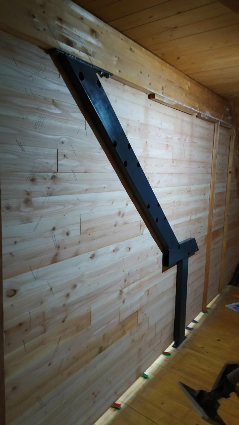 Métal et bois : escalier et meuble ! Img_2013
