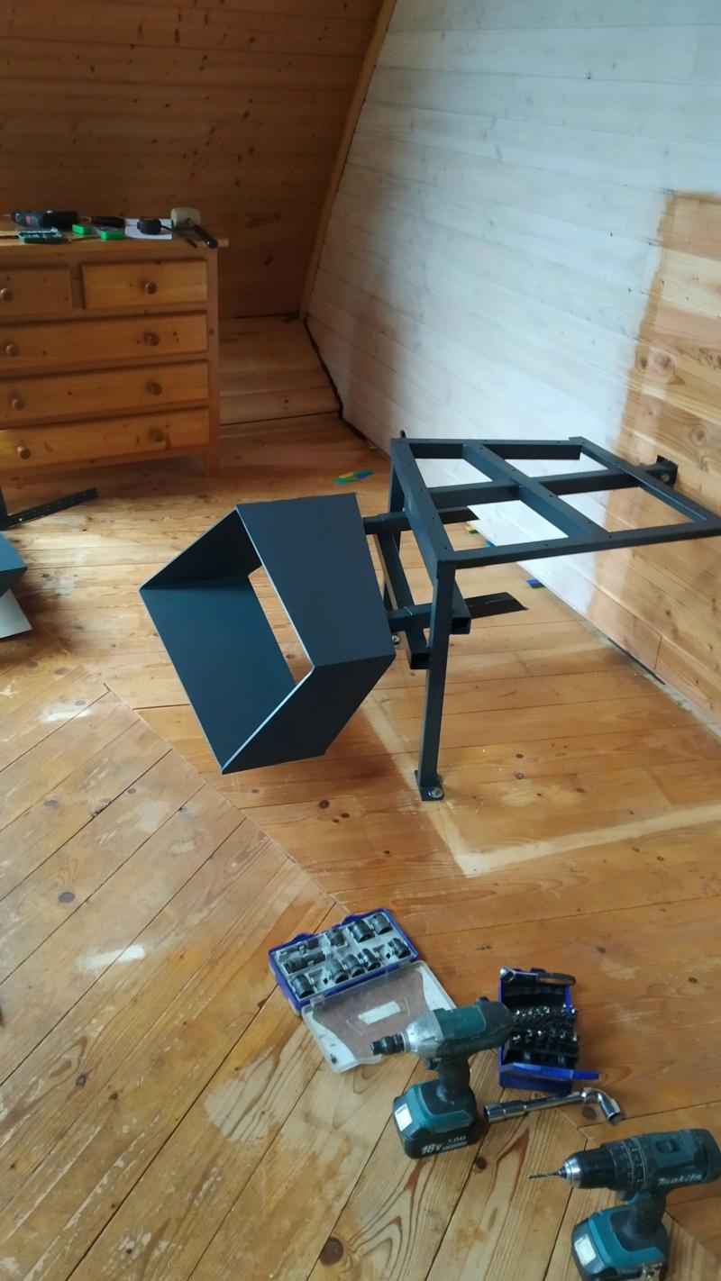 Métal et bois : escalier et meuble ! Img_2014
