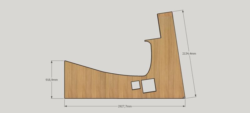 Métal et bois : escalier et meuble ! Platea10