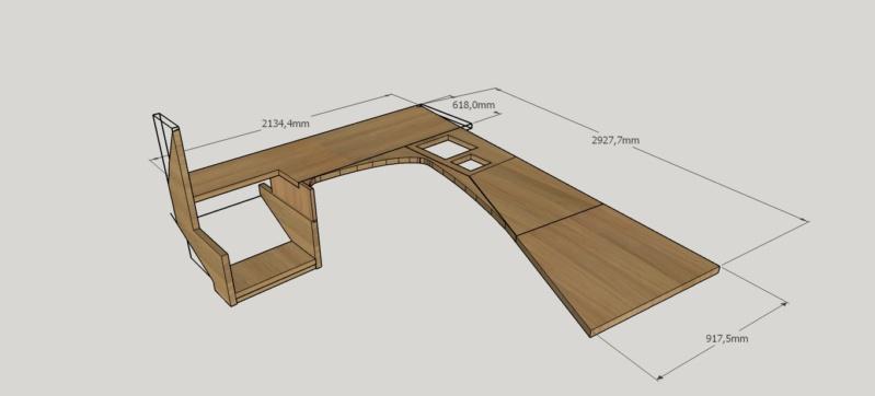 Métal et bois : escalier et meuble ! Platea11