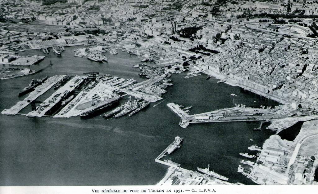 [Les Ports Militaires de Métropole]  De la création de l'arsenal de Toulon à aujourd'hui la base navale - Page 2 Img49210