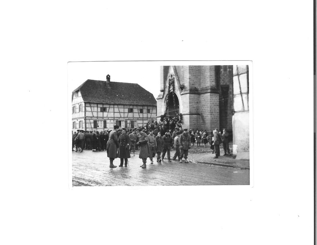 Vidéo ou images de la 2e DB en Alsace Nidern11