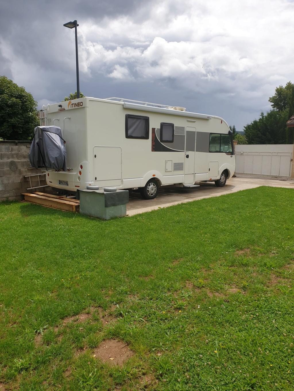 Où est stationné votre camping car quand il n'est pas utilisé ?? 20210710