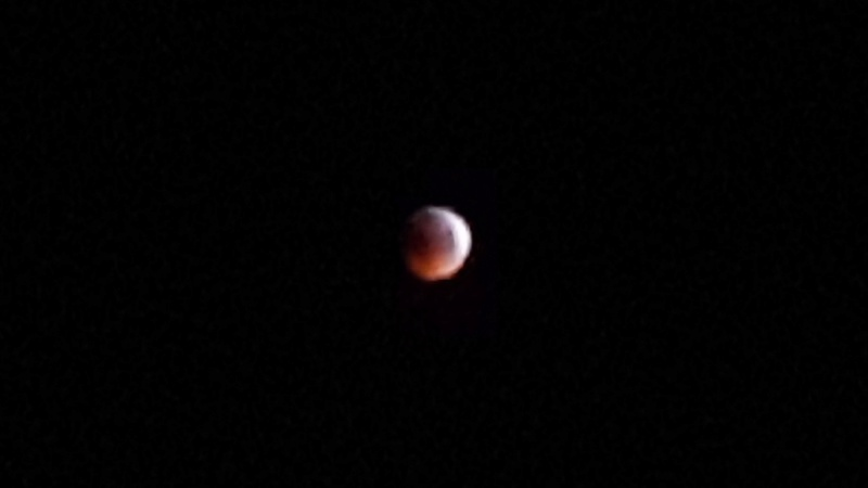 [Maroc/Méteo, saisons, heure] la lune de sang 20190110