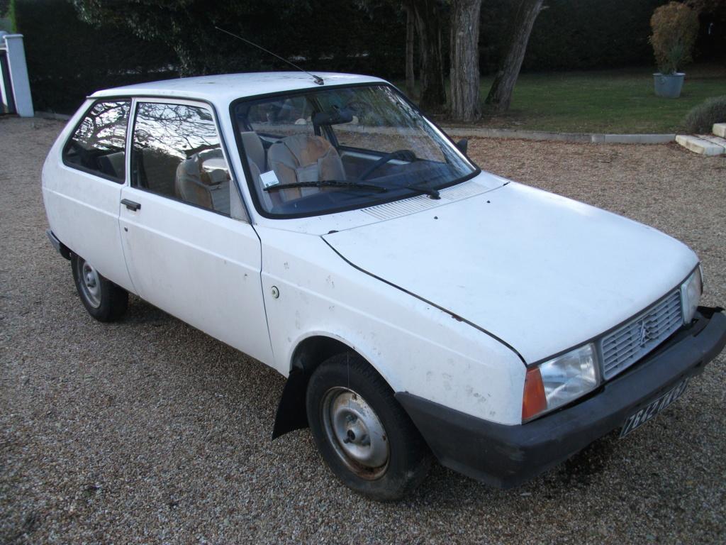 les YOUNGTIMERS (Citroën récentes: AX, BX , CX , XM....) - Page 3 Dscf9912