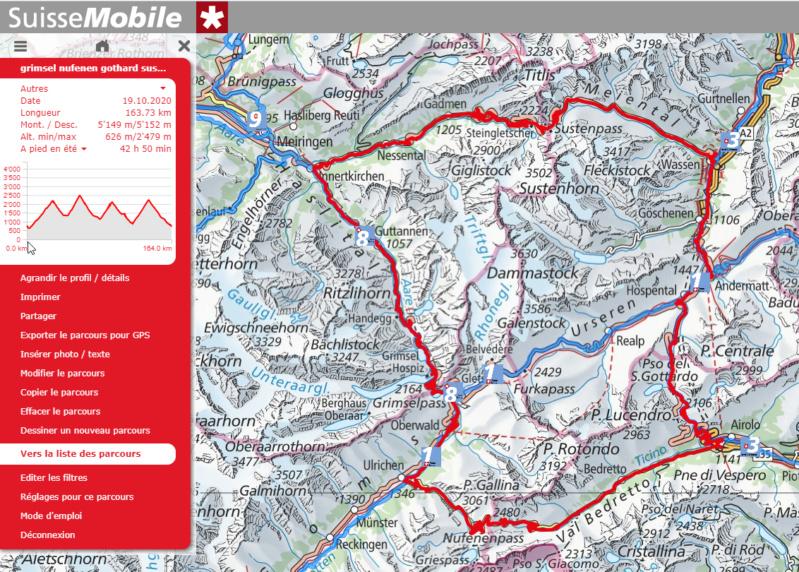 Lac et montagne d Oberland Suisse Velokraft Vk2 Gothar10