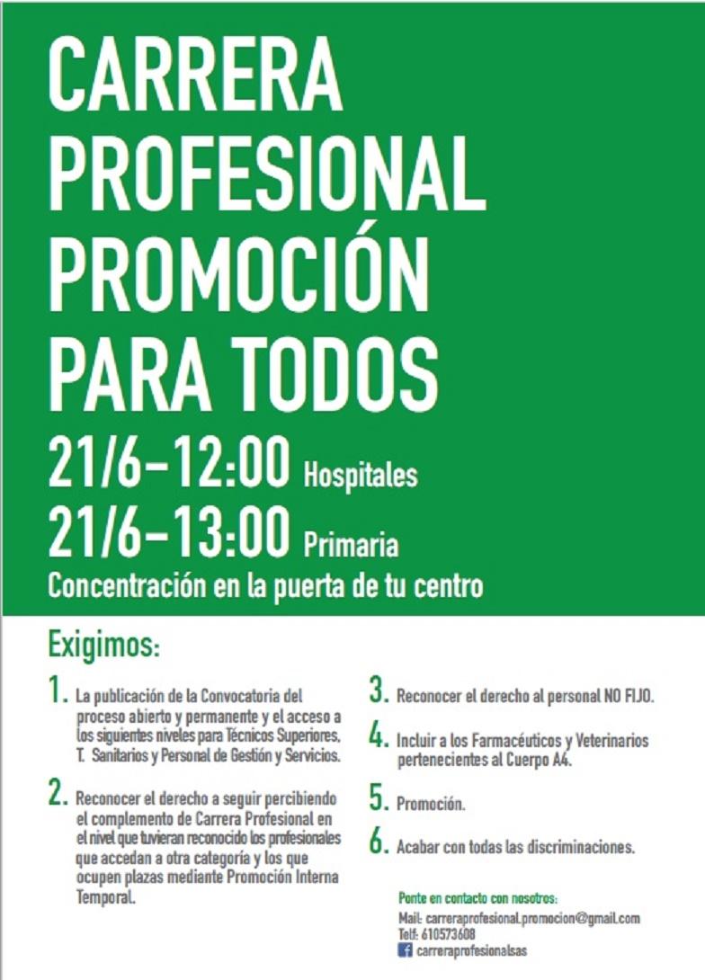 NUEVAS CONCENTRACIONES POR LA CARRERA PROFESIONAL PARA TODOS Nuevo_11