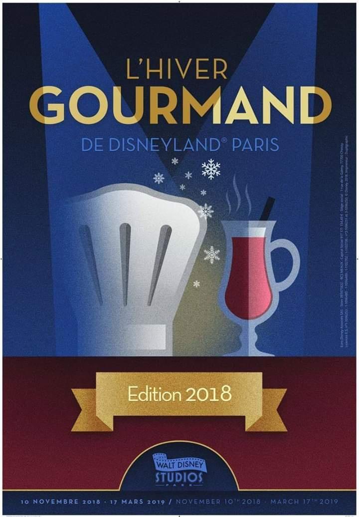 L'Hiver Gourmand de Disneyland Paris (du 10 novembre 2018 au 17 mars 2019) 20181110