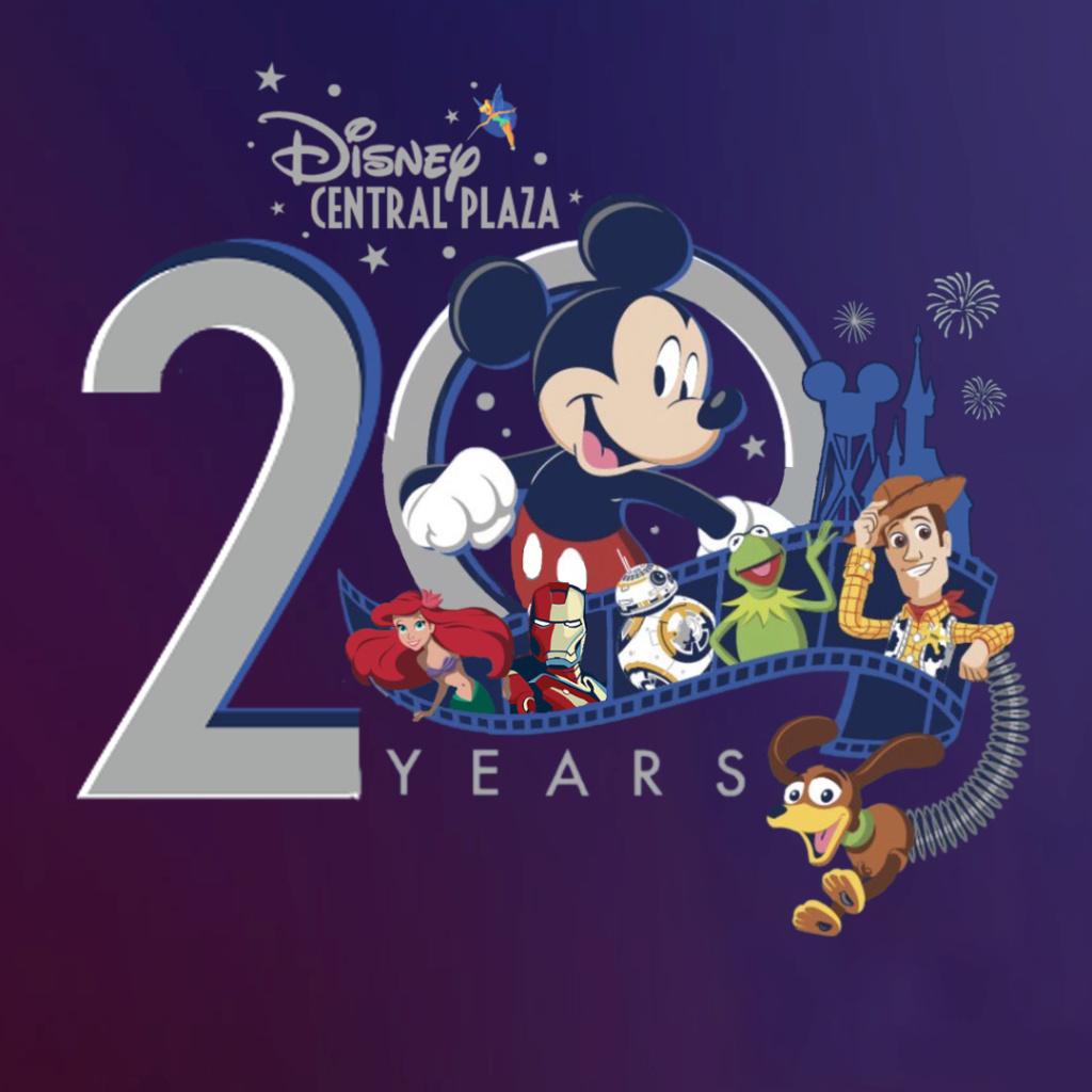 Les 20 ans de Disney Central Plaza !  Facebo10