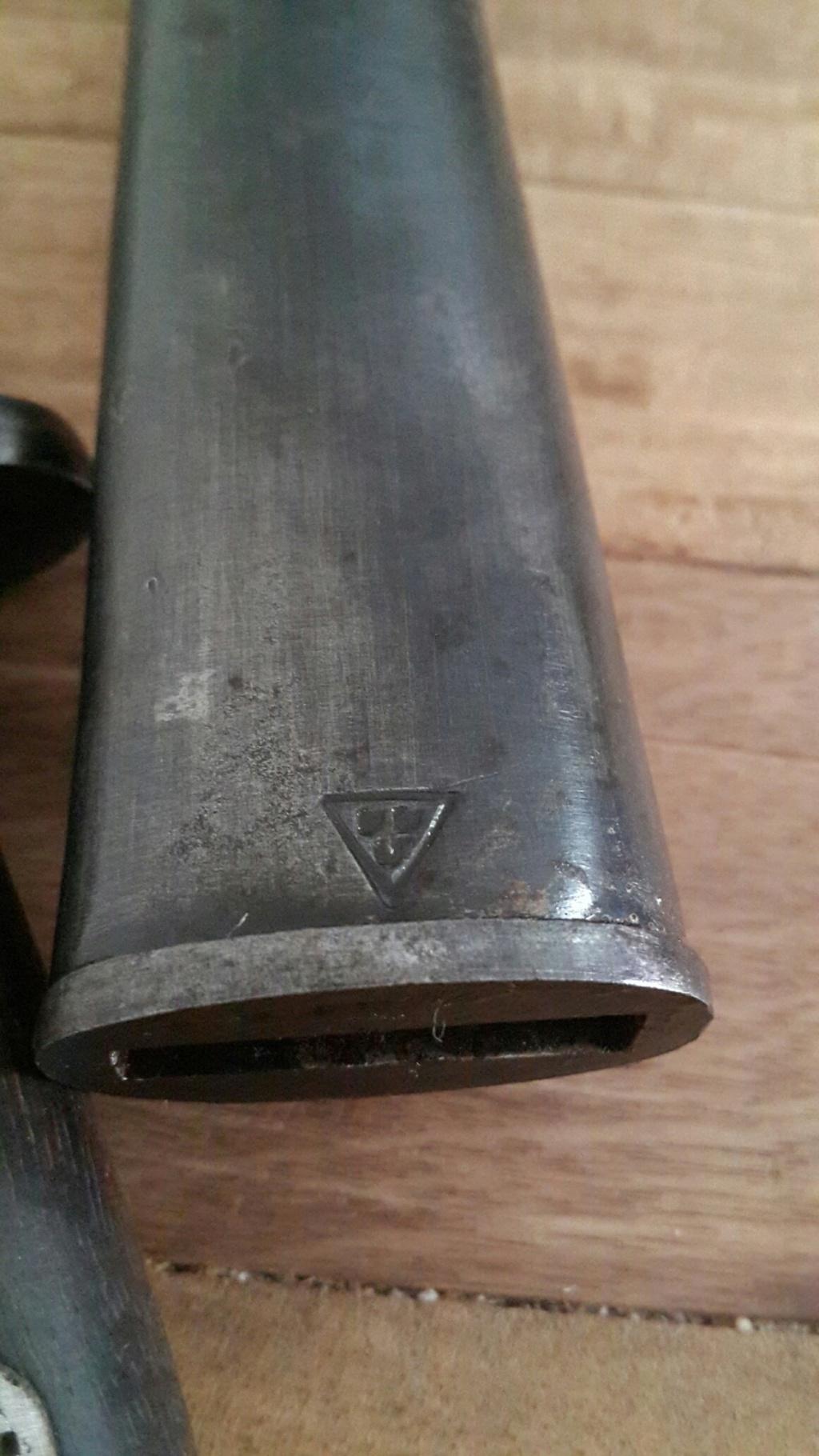Baïonnette Mauser quelle origine? Baio910