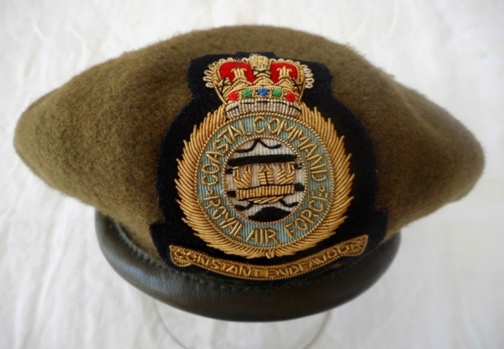 beret Coastal command Royal Air Force Boina110