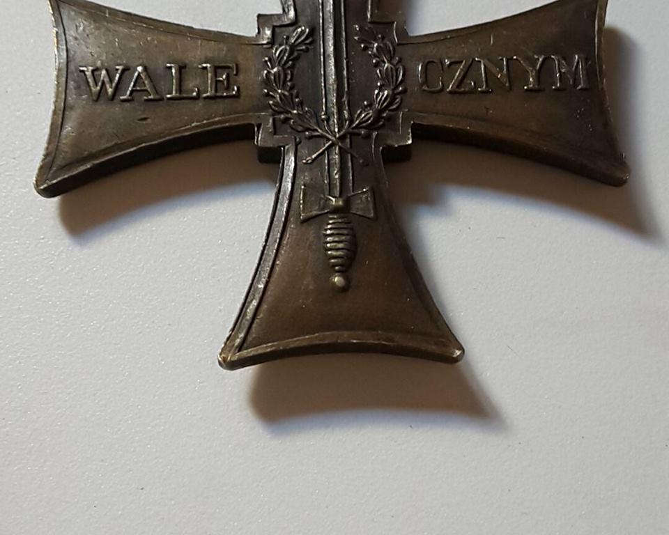 medaille polonaise Medail18