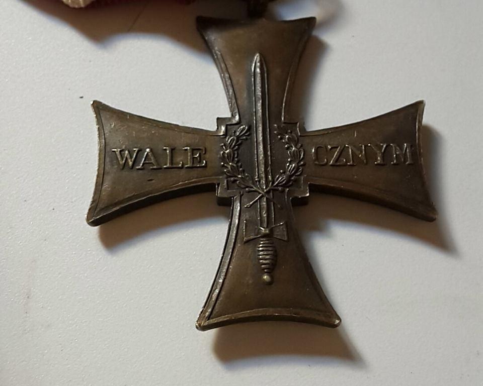 medaille polonaise Medail19