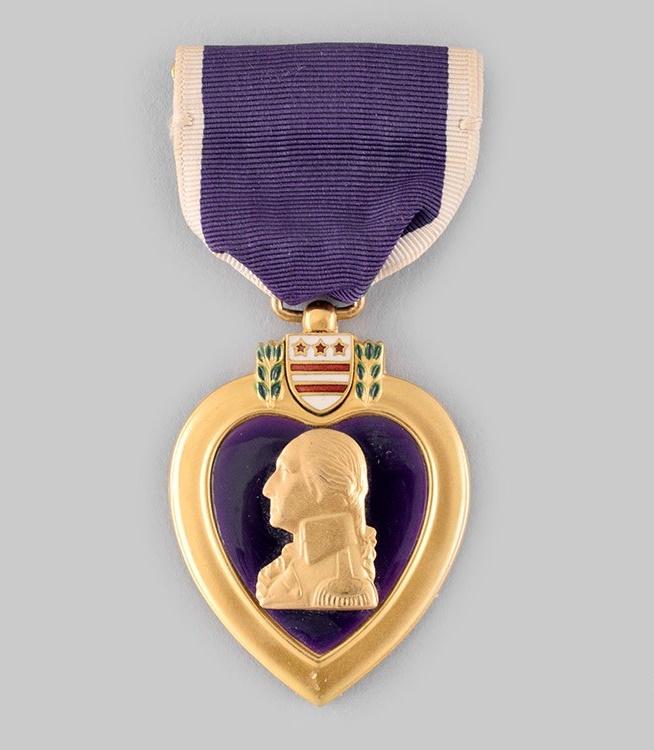 Purple heart, epoque? Ph110