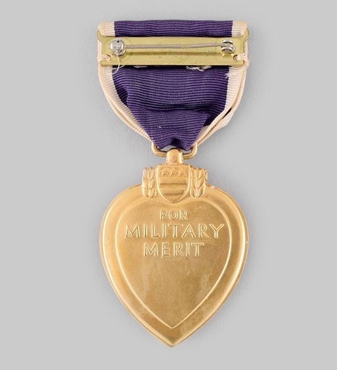 Purple heart, epoque? Ph210