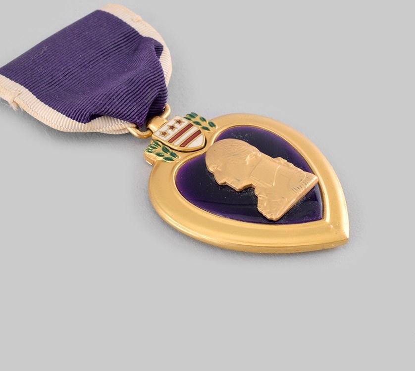 Purple heart, epoque? Ph310