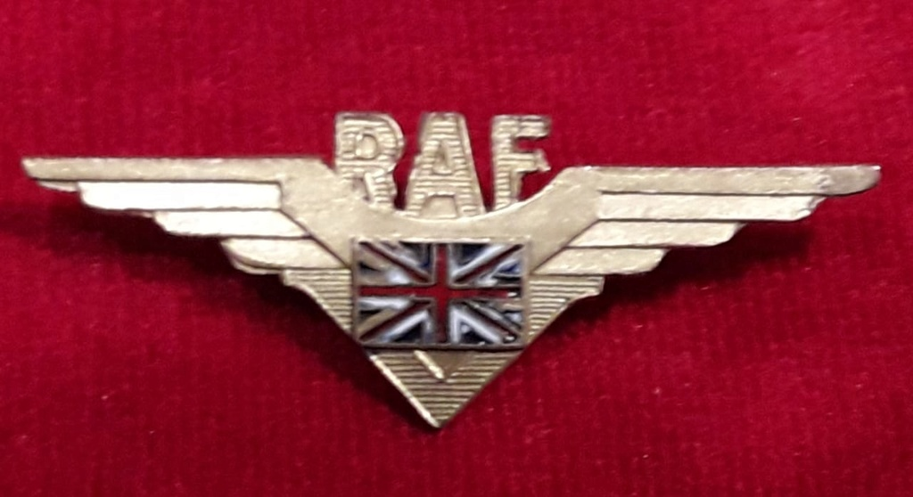 Insigne RAF sans couronne Raf110